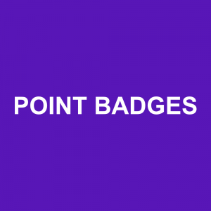 Point Badges