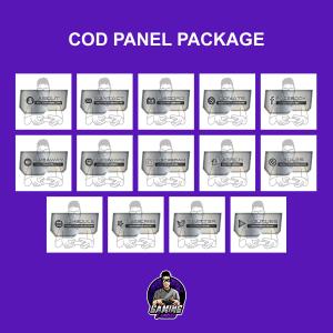 COD Panel Package