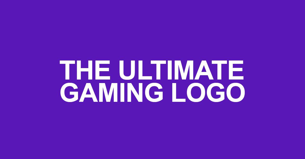 Ultimate Gaming Logo