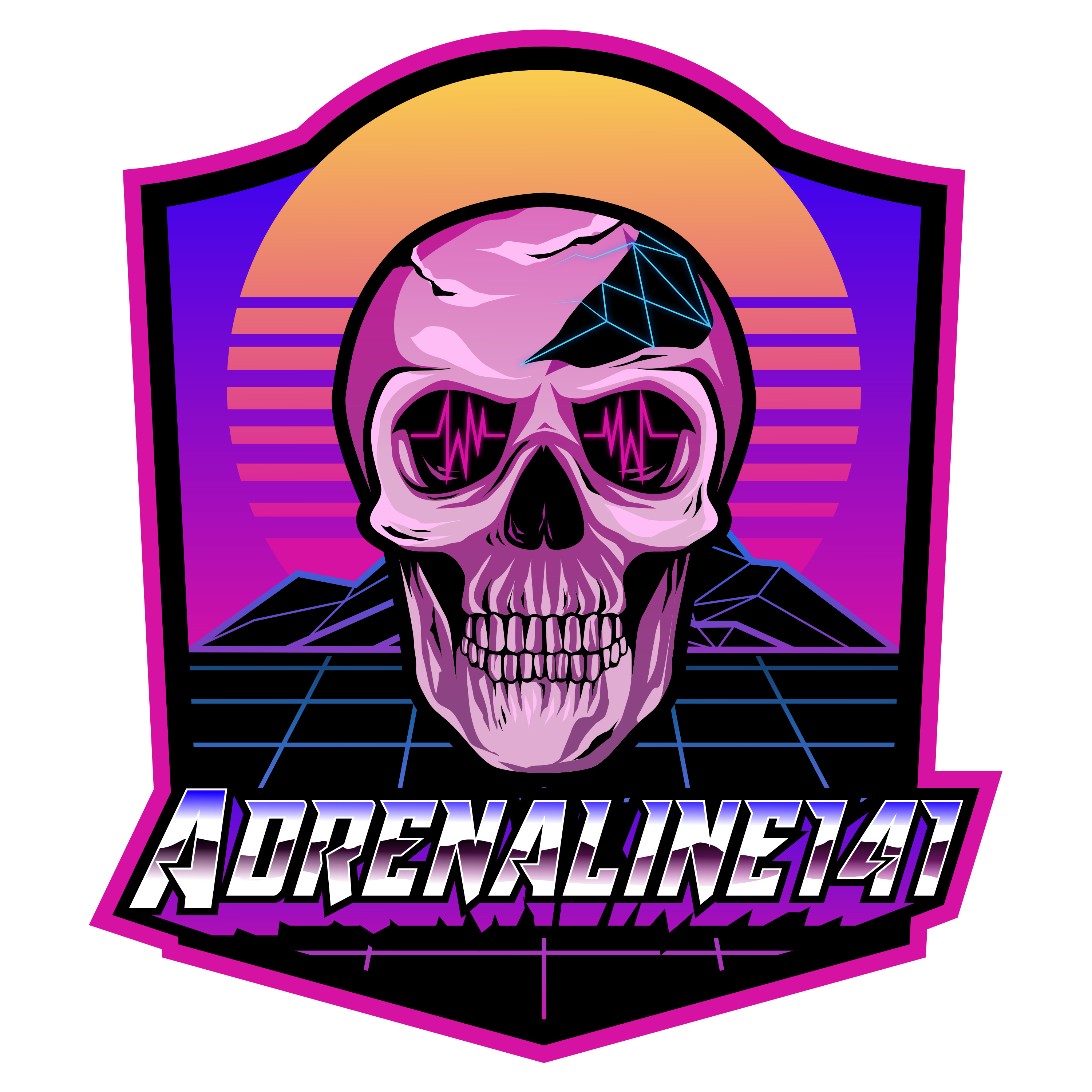 Adrenaline141 Gaming Logo Review